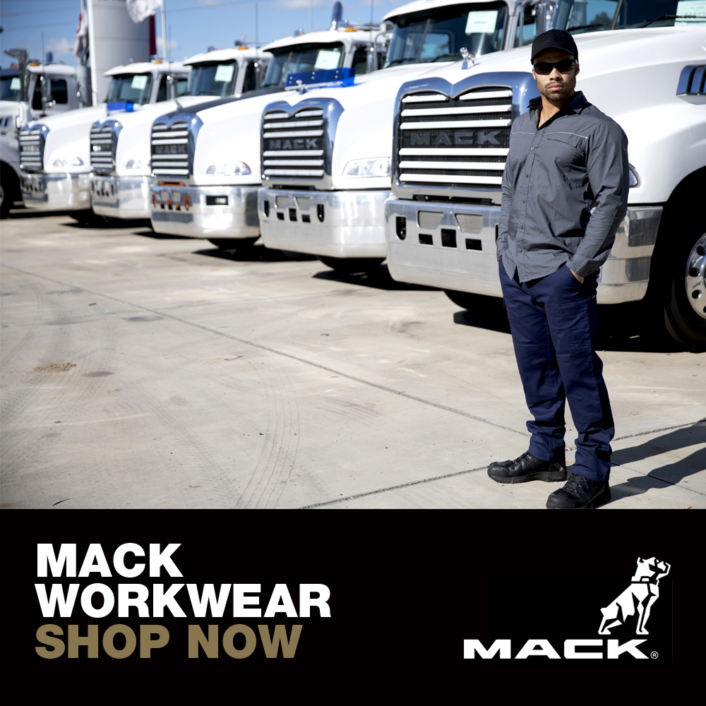 Introducing Mack Workwear