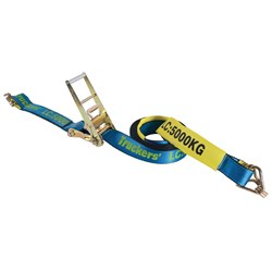 75mm x 9m Heavy Duty Ratchet Tie Down Assembly