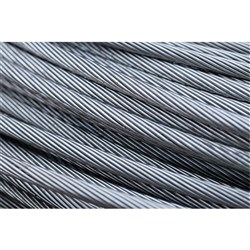 Wire Rope 18/7 G2070  Non  Rotating  6mm GALVANISED