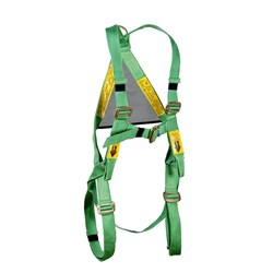 Fire Resistant Harness with Front & Rear Fall Arrest - Kevlar Webbing