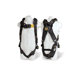Evolve Harness Cw Rear & Front D Rings, Conf Spc Loops, Pad, Di-Electric & Spill Resist Web