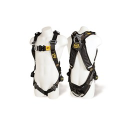 Harness B-Safe Evolve  Confined Space Harness cw HD  Aluminium Quick Connect Buckl