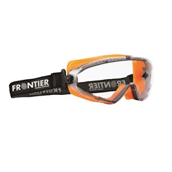 Frontier Clarity Safety Goggle - Clear Lens