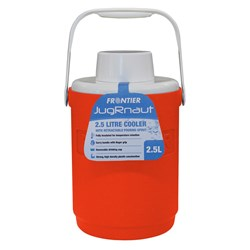 Frontier Jugrnaut 2.5 Ltr Watercooler Fluro Orange 2.5 Litre  Each