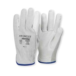 Swaggy Leather/Suede Work Gloves