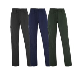 Trouser Cargo Cot Mid Wt