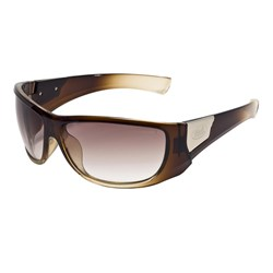 Mack Safety Spec - Tacho - Brown Gradient Tint AF Lens