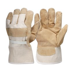Pigskin Leather Work Gloves (Pack of 12)