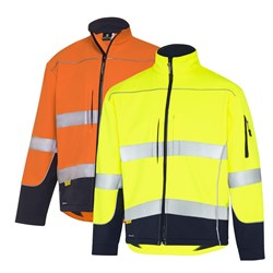 Jacket Poly Soft Shell Ast Rt2