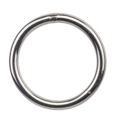 Stainless Steel Round Ring G304