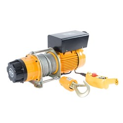 Electric Winches 415V 50Hz (Three Phase Model)