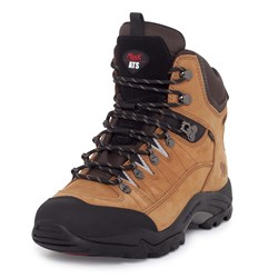 Peak Mack Hiking & Casual Leather Non Safety Boots