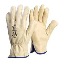 Rigger Leather Work Gloves
