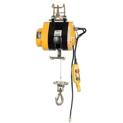 Electric Mini Hoist 240V 50Hz (Single Phase Model)