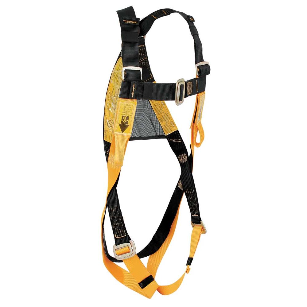 b safe full body harness complete with front fall arrest. Black Bedroom Furniture Sets. Home Design Ideas