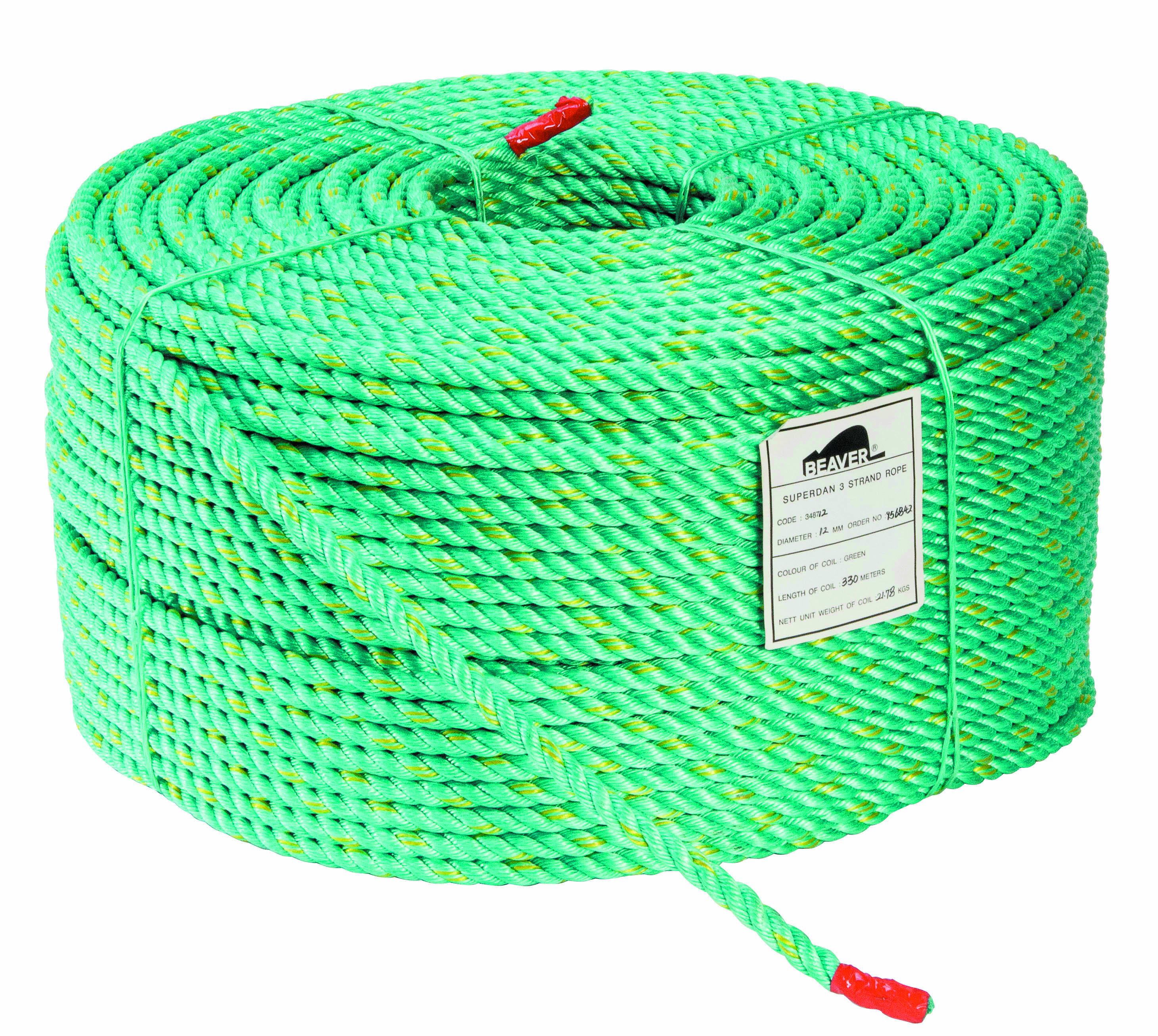 SX0208 - Fibre Rope - Beaver Brands