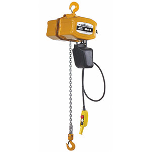 Electric Chain Hoists & Trolleys