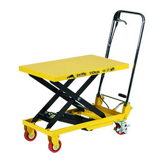 Scissor Lift Tables & Hand Trolleys
