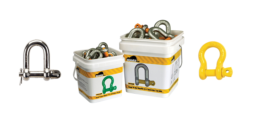 Shackle Buckets