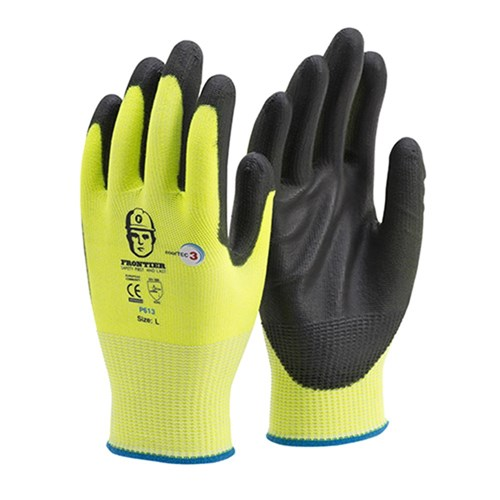 Cooltec3 Cut Resistant Work Gloves Level 3