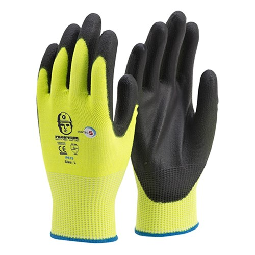 Frontier Cooltec5 Cut Resistant Work Gloves Level 5