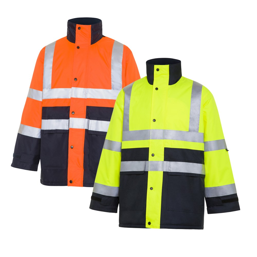 aliexpress the best cheapest WS Workwear Hi-Vis Thomo Jacket with H-Reflective Tape