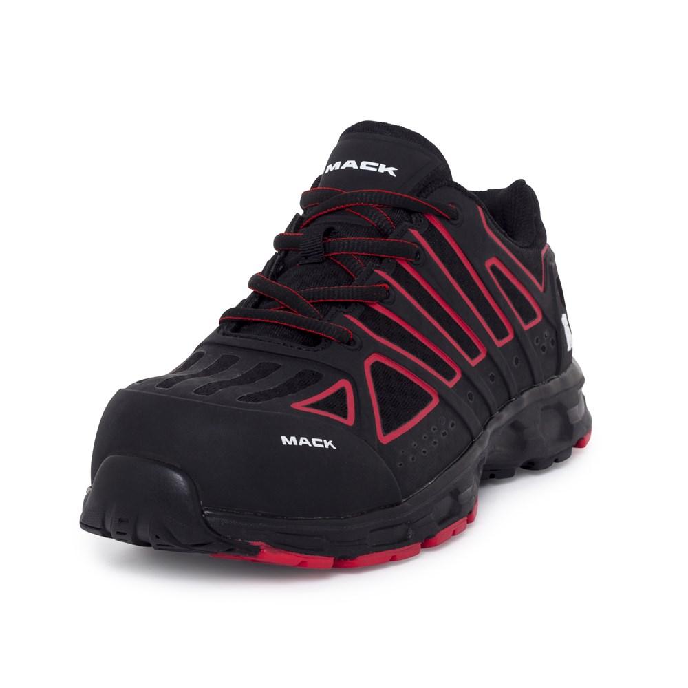 Mack Vision Athletic Safety Shoe Beaver Brands